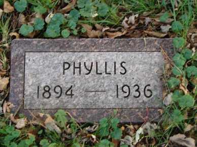 DERELINGER, PHYLLIS - Minnehaha County, South Dakota | PHYLLIS DERELINGER - South Dakota Gravestone Photos