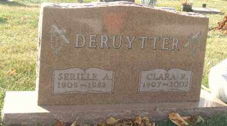 DERUYTTER, CLARA R. - Minnehaha County, South Dakota | CLARA R. DERUYTTER - South Dakota Gravestone Photos