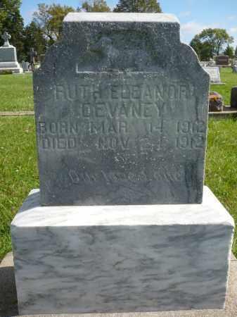 DEVANEY, RUTH ELEANOR - Minnehaha County, South Dakota | RUTH ELEANOR DEVANEY - South Dakota Gravestone Photos