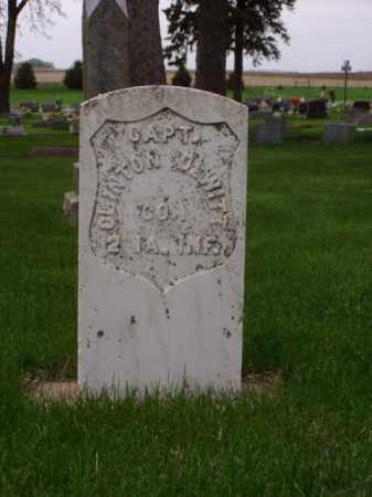 DEWITT, CLINTON - Minnehaha County, South Dakota | CLINTON DEWITT - South Dakota Gravestone Photos