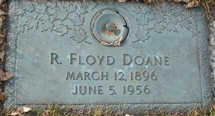 DOANE, R.FLOYD - Minnehaha County, South Dakota | R.FLOYD DOANE - South Dakota Gravestone Photos