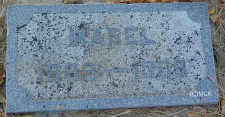 DOCKEN, MABEL - Minnehaha County, South Dakota | MABEL DOCKEN - South Dakota Gravestone Photos