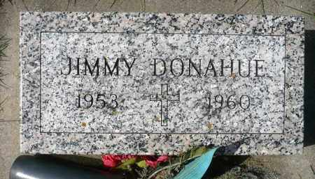 DONAHUE, JIMMY - Minnehaha County, South Dakota | JIMMY DONAHUE - South Dakota Gravestone Photos