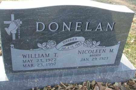 BRINKER DONELAN, NICOLEEN M. - Minnehaha County, South Dakota | NICOLEEN M. BRINKER DONELAN - South Dakota Gravestone Photos