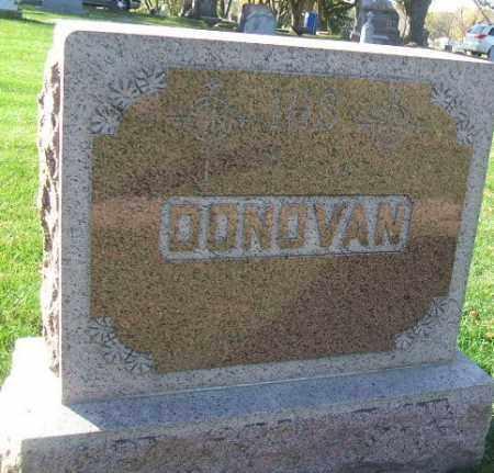 DONOVAN, FAMILY STONE - Minnehaha County, South Dakota | FAMILY STONE DONOVAN - South Dakota Gravestone Photos