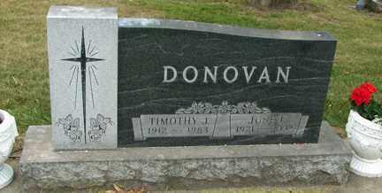 DONOVAN, JUNE - Minnehaha County, South Dakota | JUNE DONOVAN - South Dakota Gravestone Photos