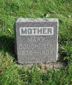 DOUGHERTY, MARY - Minnehaha County, South Dakota | MARY DOUGHERTY - South Dakota Gravestone Photos