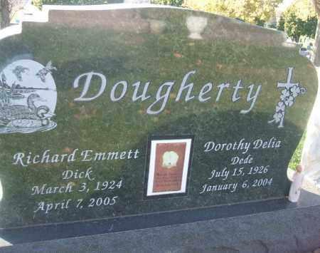 DOUGHERTY, DOROTHY DELIA - Minnehaha County, South Dakota | DOROTHY DELIA DOUGHERTY - South Dakota Gravestone Photos