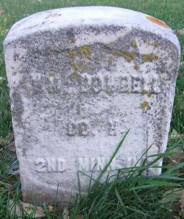 DOWDLE, WILLIAM - Minnehaha County, South Dakota | WILLIAM DOWDLE - South Dakota Gravestone Photos