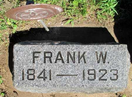 DRAKE, FRANK W. - Minnehaha County, South Dakota | FRANK W. DRAKE - South Dakota Gravestone Photos