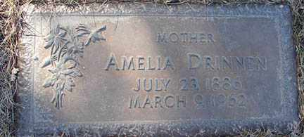 DRINNEN, AMELIA - Minnehaha County, South Dakota | AMELIA DRINNEN - South Dakota Gravestone Photos