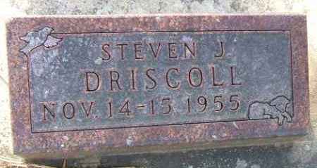 DRISCOLL, STEVEN J. - Minnehaha County, South Dakota | STEVEN J. DRISCOLL - South Dakota Gravestone Photos