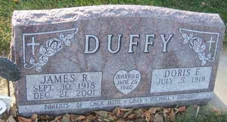 DUFFY, DORIS E. - Minnehaha County, South Dakota   DORIS E. DUFFY - South Dakota Gravestone Photos