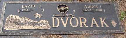 DVORAK, DAVID J. - Minnehaha County, South Dakota   DAVID J. DVORAK - South Dakota Gravestone Photos