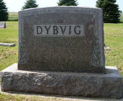 DYBVIG, FAMILY MARKER - Minnehaha County, South Dakota | FAMILY MARKER DYBVIG - South Dakota Gravestone Photos