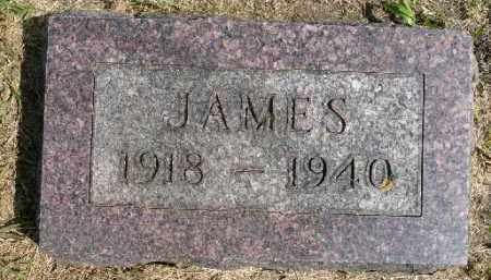 DYBVIG, JAMES - Minnehaha County, South Dakota | JAMES DYBVIG - South Dakota Gravestone Photos