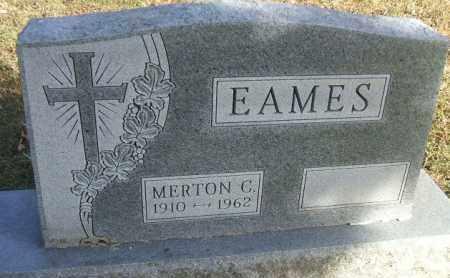 EAMES, MERTON C. - Minnehaha County, South Dakota | MERTON C. EAMES - South Dakota Gravestone Photos
