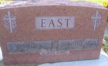 EAST, DOROTHY - Minnehaha County, South Dakota | DOROTHY EAST - South Dakota Gravestone Photos