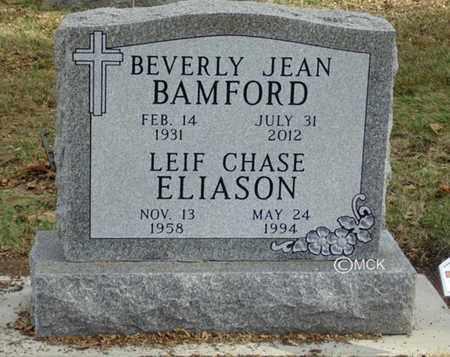 BAMFORD, BEVERLY JEAN - Minnehaha County, South Dakota | BEVERLY JEAN BAMFORD - South Dakota Gravestone Photos