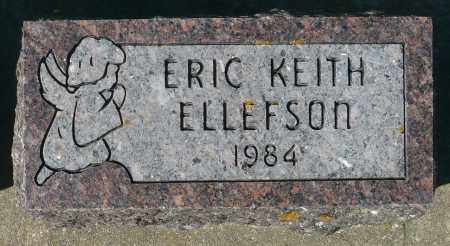 ELLEFSON, ERIC KEITH - Minnehaha County, South Dakota | ERIC KEITH ELLEFSON - South Dakota Gravestone Photos