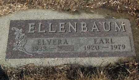 ELLENBAUM, EARL - Minnehaha County, South Dakota   EARL ELLENBAUM - South Dakota Gravestone Photos