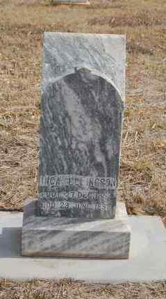 ELLINGSON, INGA - Minnehaha County, South Dakota   INGA ELLINGSON - South Dakota Gravestone Photos