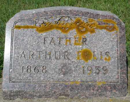 ELLIS, ARTHUR - Minnehaha County, South Dakota | ARTHUR ELLIS - South Dakota Gravestone Photos