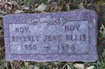 ELLIS, BEVERLY JEAN - Minnehaha County, South Dakota | BEVERLY JEAN ELLIS - South Dakota Gravestone Photos