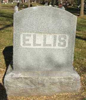 ELLIS, FAMILY STONE - Minnehaha County, South Dakota | FAMILY STONE ELLIS - South Dakota Gravestone Photos
