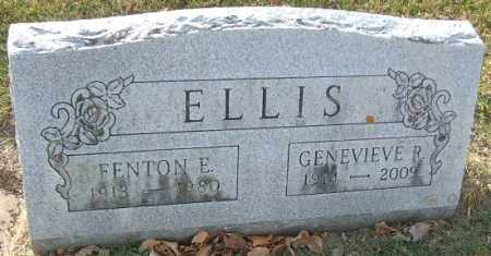 ELLIS, GENEVIEVE R. - Minnehaha County, South Dakota | GENEVIEVE R. ELLIS - South Dakota Gravestone Photos