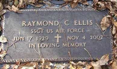ELLIS, RAYMOND C. - Minnehaha County, South Dakota | RAYMOND C. ELLIS - South Dakota Gravestone Photos