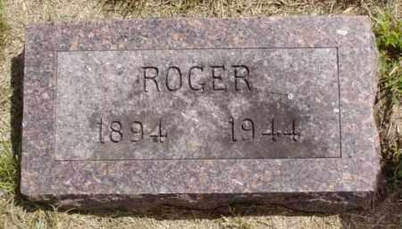 ELLIS, ROGER - Minnehaha County, South Dakota   ROGER ELLIS - South Dakota Gravestone Photos