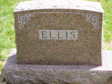 ELLIS, ROGER ELLIS FAMILY STONE - Minnehaha County, South Dakota | ROGER ELLIS FAMILY STONE ELLIS - South Dakota Gravestone Photos