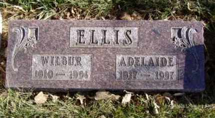 ELLIS, WILBUR - Minnehaha County, South Dakota | WILBUR ELLIS - South Dakota Gravestone Photos