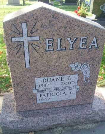 ELYEA, DUANE L. - Minnehaha County, South Dakota | DUANE L. ELYEA - South Dakota Gravestone Photos
