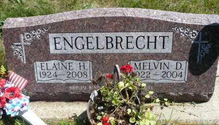 ENGELBRECHT, MELVIN D. - Minnehaha County, South Dakota | MELVIN D. ENGELBRECHT - South Dakota Gravestone Photos