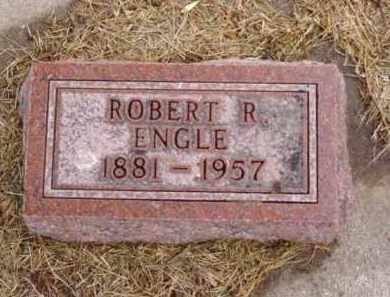 ENGLE, ROBERT R. - Minnehaha County, South Dakota | ROBERT R. ENGLE - South Dakota Gravestone Photos