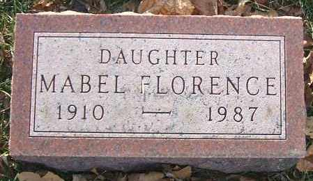 ENRIGHT, MABEL FLORENCE - Minnehaha County, South Dakota | MABEL FLORENCE ENRIGHT - South Dakota Gravestone Photos