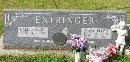 ENTRINGER, DALE ROBERT - Minnehaha County, South Dakota | DALE ROBERT ENTRINGER - South Dakota Gravestone Photos