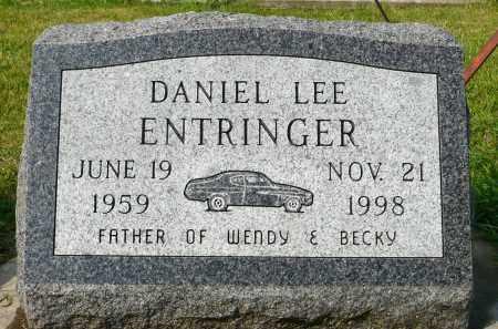 ENTRINGER, DANIEL LEE - Minnehaha County, South Dakota | DANIEL LEE ENTRINGER - South Dakota Gravestone Photos