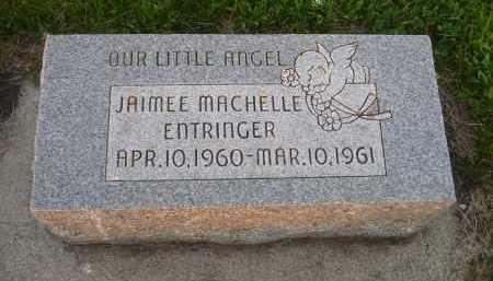 ENTRINGER, JAIMEE MACHELLE - Minnehaha County, South Dakota | JAIMEE MACHELLE ENTRINGER - South Dakota Gravestone Photos