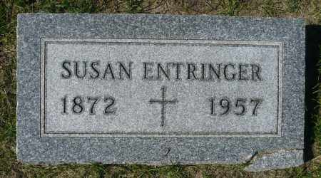 ENTRINGER, SUSAN - Minnehaha County, South Dakota | SUSAN ENTRINGER - South Dakota Gravestone Photos