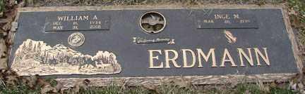 ERDMAN, INGE - Minnehaha County, South Dakota | INGE ERDMAN - South Dakota Gravestone Photos