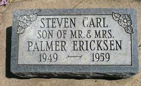 ERICKSEN, STEVEN CARL - Minnehaha County, South Dakota | STEVEN CARL ERICKSEN - South Dakota Gravestone Photos