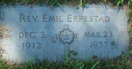 ERPESTAD, EMIL - Minnehaha County, South Dakota | EMIL ERPESTAD - South Dakota Gravestone Photos