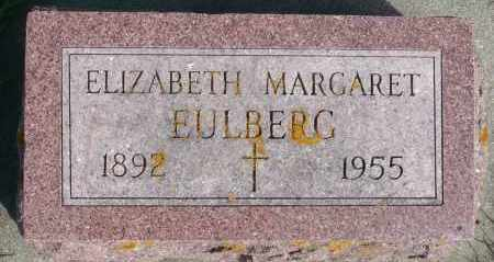 EULBERG, ELIZABETH MARGARET - Minnehaha County, South Dakota | ELIZABETH MARGARET EULBERG - South Dakota Gravestone Photos