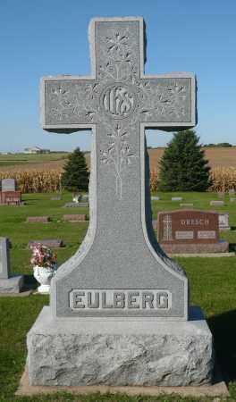 EULBERG, FAMILY MARKER - Minnehaha County, South Dakota | FAMILY MARKER EULBERG - South Dakota Gravestone Photos