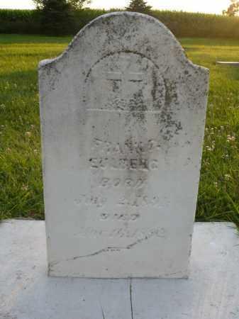 EULBERG, FRANK A. - Minnehaha County, South Dakota   FRANK A. EULBERG - South Dakota Gravestone Photos
