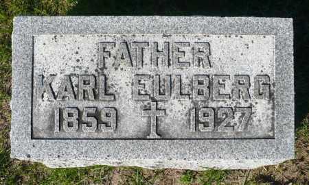 EULBERG, KARL - Minnehaha County, South Dakota | KARL EULBERG - South Dakota Gravestone Photos