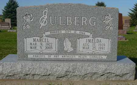 EULBERG, MARCEL - Minnehaha County, South Dakota | MARCEL EULBERG - South Dakota Gravestone Photos